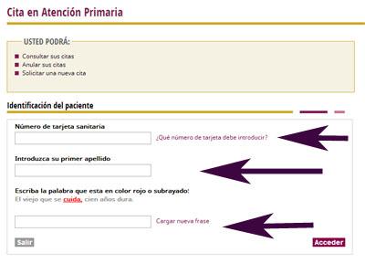Salud Informa Cita Previa Médico Aragón
