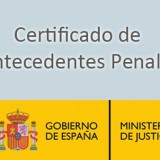 Procedimiento para solicitar el certificado de antecedentes penales